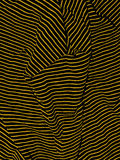 Wavy Striped Abstract Stock Photography