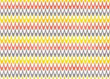 Wavy striped background. Royalty Free Stock Photos