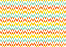 Wavy striped background. Stock Photos