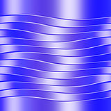 Wavy stripes Stock Photography