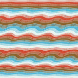 Wavy stripes Royalty Free Stock Images