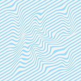 Wavy Stripes Background. Vector Illustration. Stripe pattern. EPS 10. stock illustration