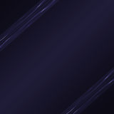 Wavy stripes on a dark background Royalty Free Stock Images