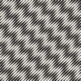 Wavy stripes vector seamless pattern. Retro wavy engraving texture. Geometric lines design. Wavy stripes vector seamless pattern. Retro wavy engraving texture vector illustration