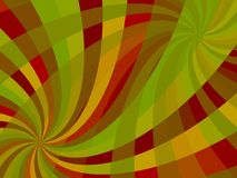 Wavy swirl composition royalty free stock image