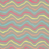 Wavy Textured Fabric Background Stock Image
