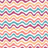 Wavy Textured Fabric Background. Wavy Crumpled Textured Fabric Background Stock Photos