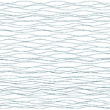 Wavy vector background. Abstract fashion pattern. Royalty Free Stock Images