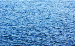 Wavy water background Stock Photography