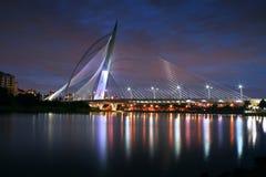 wawasan桥梁的seri 免版税图库摄影