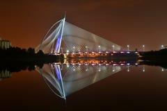 wawasan桥梁的seri 免版税库存图片