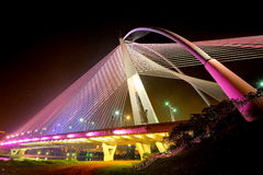 Wawasan桥梁 库存图片
