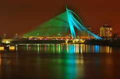 Wawasan γέφυρα της Seri στο putrajaya Μαλαισία Στοκ Εικόνες