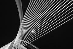 wawasan jambatan的seri 图库摄影