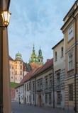 Wawel Stock Afbeeldingen