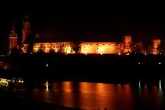 Wawel Stock Photo