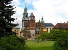 Wawel Photographie stock libre de droits