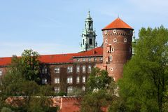 Wawel Royalty Free Stock Image