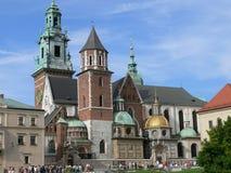 Wawel fotografía de archivo libre de regalías