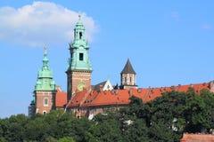 Wawel Stock Image