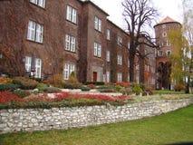 Wawel 免版税库存照片