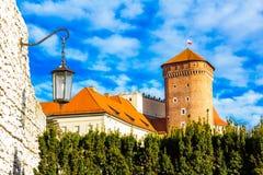 Wawel Royalty-vrije Stock Foto's