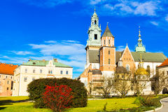 Wawel Imagem de Stock
