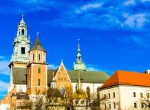 Wawel Στοκ φωτογραφία με δικαίωμα ελεύθερης χρήσης