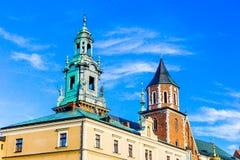 Wawel Foto de Stock