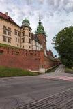 Wawel Royalty-vrije Stock Fotografie