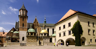 Wawel Castle Stock Images