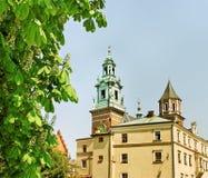 Wawel castle. Stock Photography