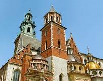 Wawel castle. Stock Image