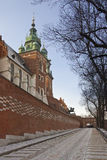 Wawel Castle - Krakow - Poland Royalty Free Stock Photography