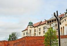 Royal castle. Stock Image