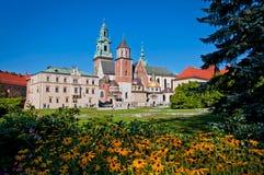 Wawel Castle Stock Photo