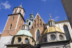 Wawel Castle. Krakow. Poland. Stock Photography