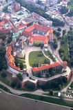 Wawel Castle,  in Krakow, Poland Stock Images