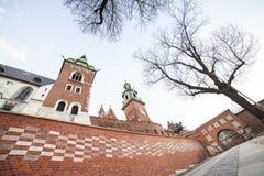 Wawel Castle, Krakow, Poland, Europe Royalty Free Stock Image