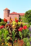 Wawel Castle, Krakow Stock Photography