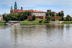 Wawel Castle, Krakow Stock Photo