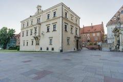 Wawel Castle royalty free stock image