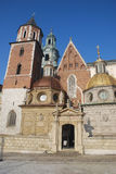 Wawel Cathedral Royalty Free Stock Image