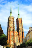 Wawel Cathedral Royalty Free Stock Photos