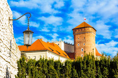 Wawel Royalty Free Stock Photos