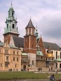 Wawel catle στοκ εικόνα με δικαίωμα ελεύθερης χρήσης