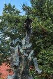 Wawel Dragon Sculpture royalty free stock photos