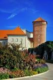 Wawel entrance Royalty Free Stock Images