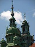Wawel Hill Wawel Castel Krakow Royalty Free Stock Photos