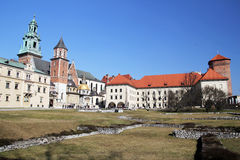 The wawel Stock Photography